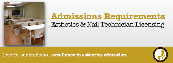 Admissions Requirements for Dermal Science International