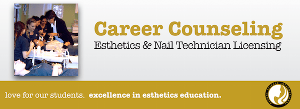 Esthetician Career Counseling Info