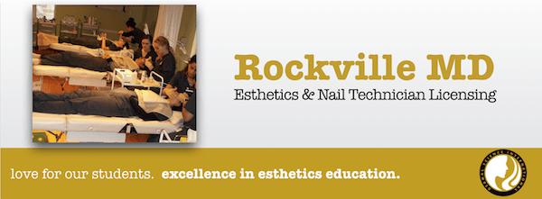 Esthetics School Serving Rockville MD