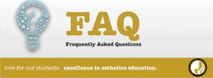 FAQ for Esthetics Education at Dermal Science International
