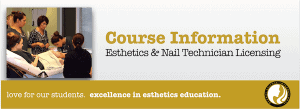 Instructor Program for Esthetics Licensing