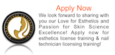 Picture of Apply Now at at Dermal Science international Esthetics and Nail Academy in Reston VA
