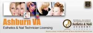 Picture of Ashburn VA Esthetician and Nail Technician Licensing