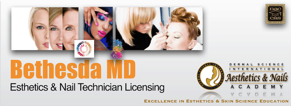 Picture of Bethesda MD Esthetician and Nail Technician Licensing