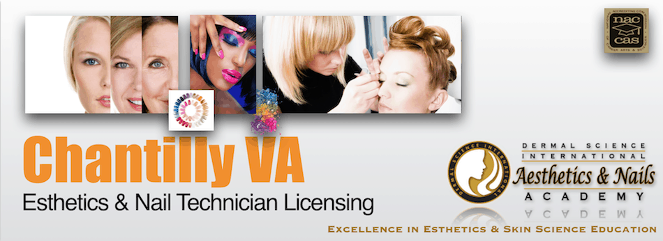 Picture of Chantilly VA Esthetician and Nail Technician Licensing