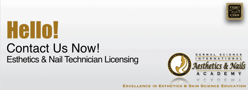 Picture of Contact Us at Esthetics and Nail Technician Licensing