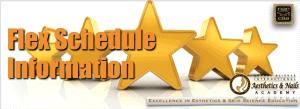 Picture of Flex Schedule Information