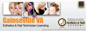 Picture of Gainesville VA Esthetician and Nail Technician Licensing