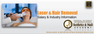 Picture of Laser Hair Removal Technicians Salary and Industry Information