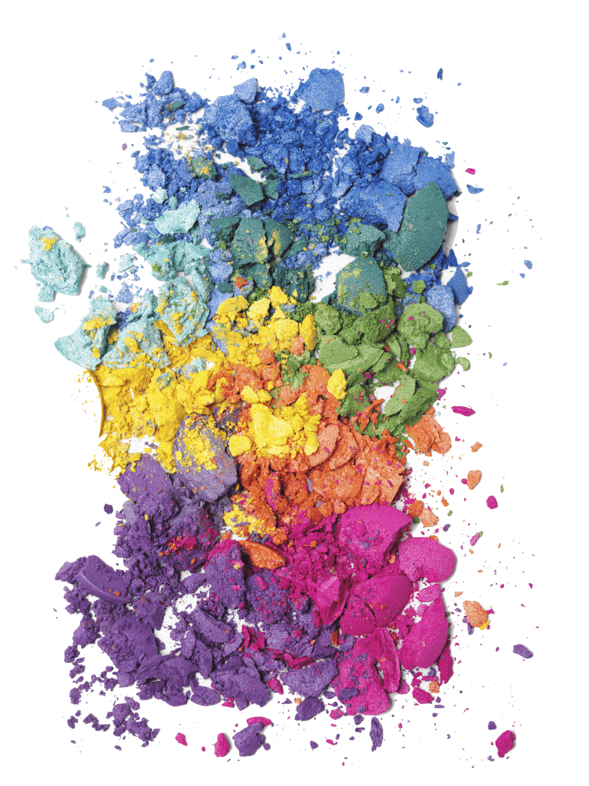 Picture Of Makeup Colors For Makeup Artistry Course