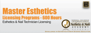 Picture of Master Aesthetics Licensing Program - 600 Hours