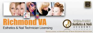 Picture of Richmond VA Esthetician and Nail Technician Licensing