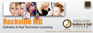 Picture of Rockville MD Esthetician and Nail Technician Licensing