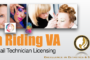 South Riding VA Esthetician and Nail Technician Licensing