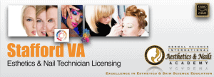 Picture of Stafford VA Esthetician and Nail Technician Licensing