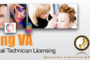 Picture of Sterling VA Esthetician and Nail Technician Licensing