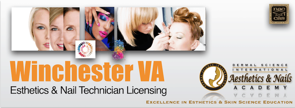 Picture of Winchester VA Esthetician and Nail Technician Licensing