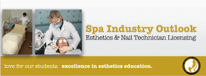 Spa Industry Outlook for Estheticians and Nail Techs