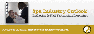 Spa Industry Outlook for Esthetics Schools and Nail Tech Schools