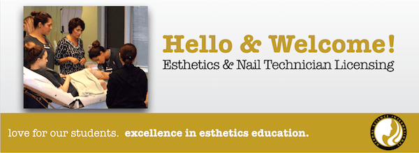 Welcome to Dermal Science International Esthetics and Nail Technician Licensing