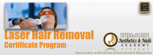 Picture of Laser Hair Removal Certificate Program