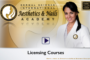 Picture of Licensing Courses Video for Estheticians & Nail Techs