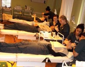 Esthetician Training at Dermal Science International in Resston VA