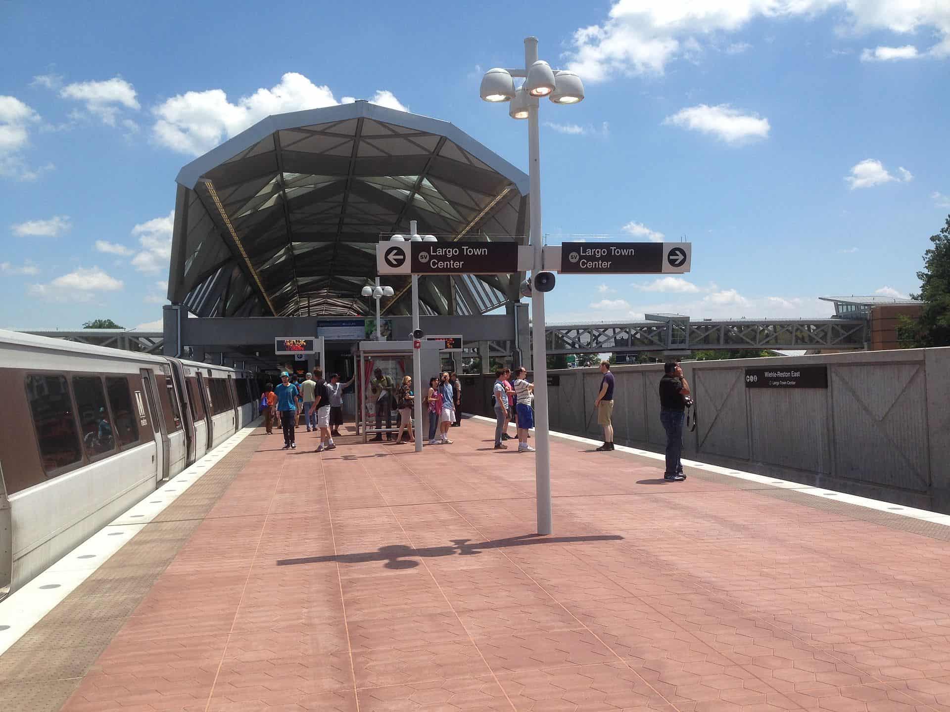 Dermal Science International Located 5 Minute Walk to Wiehle-Reston East Metro Station