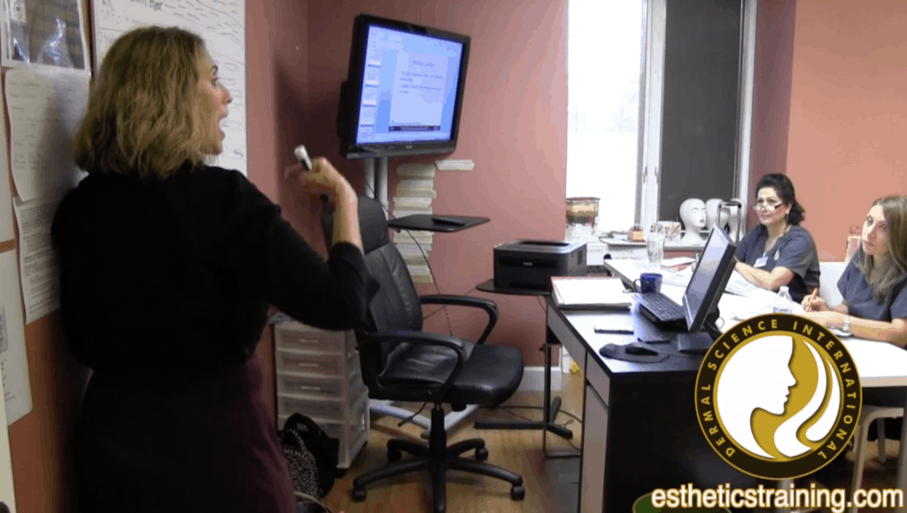 Leading Esthetics and Massage Training Academy for Licensing in Northern Virginia