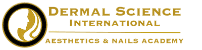 Logo For Dermal Science International Aesthetics and Nail Academy located in Northern Virginia, Tysons Corner and the Washington DC Metro