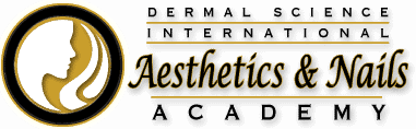 Logo for Dermal Since International in Reston Virginia and Tysons Corner and Northern Virginia