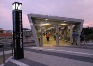 Dermal Science International is Metro Accessible to the Wiehle Reson Silver Line Metro